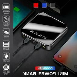 20000mAh Portable Power Bank USB Battery Charger for Cell Ph