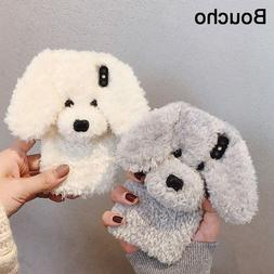 2020 Forro Peluche Para Mujeres iPhone XS Max XR X 11 Pro Ma
