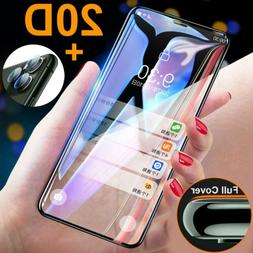 20D Tempered Glass Screen Protector for iPhone 11 ProMax XR