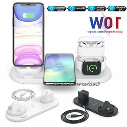 3-in-1 Universal Wireless Charging Dock Station For iPhone/S