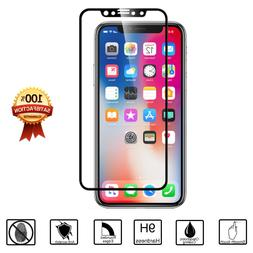 3D Tempered Glass Film Screen Protector Cover for Apple iPho