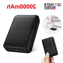 5V/2.1A 20000mAh Power Bank Portable External Battery Charge