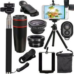 All in 1 Accessories Bundles Universal Mobile Phone Camera 8