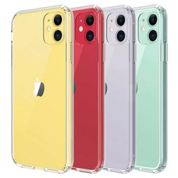 For Apple iPhone 11/11 Pro Max Case Clear Shockproof Crystal