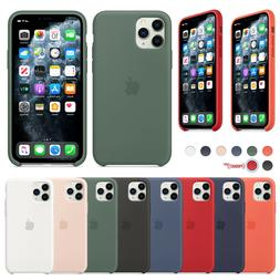 for Apple iPhone 11 pro max X XR XS MAX officiall OEM Silico