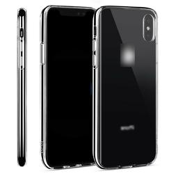 For Apple iPhone X Xs Max XR 11 Case Crystal Clear Slim Ligh