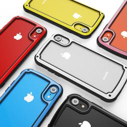 For Apple iPhone 11/Pro/Max/XS Max/XR/X ClearPC+TPUBumpe