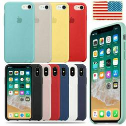 For Apple IPhone11Pro Max XS Max XR X 8 7 6plus Soft Silicon