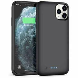 Battery Case For IPhone 11 Pro Max 7800mah Upgraded Charging