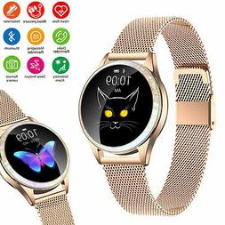 Bluetooth Smart Watch Stylus Touch Screen Heart Rate for iPh