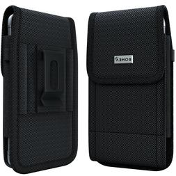 Bomea iPhone XS Max/ 11 Pro Max Belt Clip Case Tactical Cell