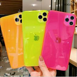 Case for iPhone 12 11 7 8 SE Plus XR XS Max Mini Cover Shock