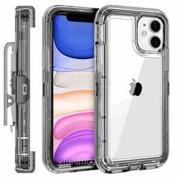 Clear Crystal Case for iPhone 12 11 Pro XS MAX XR 6 7 8 Plus