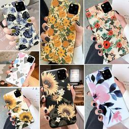 F Iphone 11 Pro Max 8 Plus 7 XS Max XR Cute Flower Floral Wo