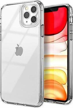 fits iPhone 11 Pro Max TPU Case Transparent Crystal Like Cle