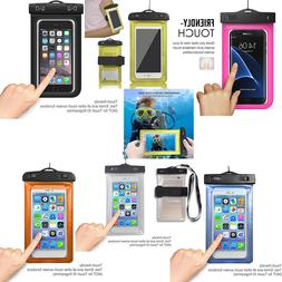 Underwater Waterproof Dry Bag Pouch Case For iPhone Samsung
