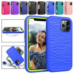 For iPhone 11 / 11 Pro / 11 Pro Max Shockproof Rugged Rubber