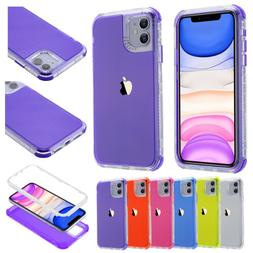 For iPhone 11 / 11 Pro / 11 Pro Max Case Shockproof Silicone