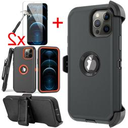 For iPhone 11 11 Pro Max Case Belt Clip Fits Otterbox Defend