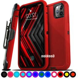 For iPhone 11 / 11 Pro Max Shockproof Rugged Defender Cover