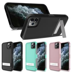 For iPhone 11,11 Pro Max Stand Case With Kickstand Protectiv