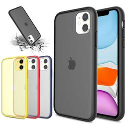 For iPhone 11/11 Pro Max Wallet Case Shockproof Leather Slim