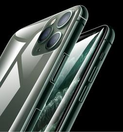 For iPhone 11/11Pro/Max Front and Back 9H Tempered Glass Scr