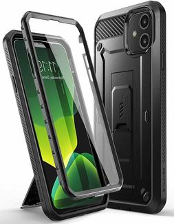 iPhone 11 6.1 Black Case Full Body UBPRO SUPCASE Cover Scree