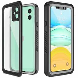 For iPhone 11 6.1 Inch Completely Waterproof Military Case .