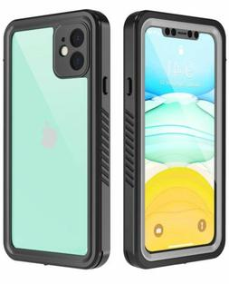 For iPhone 11 6.1 Inch Waterproof Case Military Drop Tested.