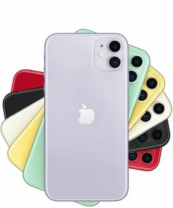 Apple iPhone 11 64/128/256GB White Black Red Green Yellow Pu