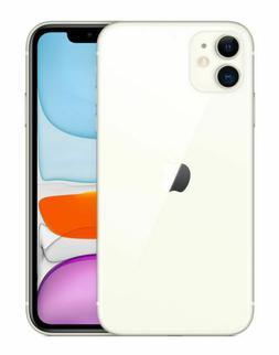 Apple iPhone 11 - 64GB - White  A2111