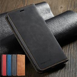 For iPhone 11 Pro 7 8 XS XR Case Book Style Leather Wallet M