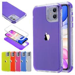 For iPhone 11 Pro Max 11 Pro 11 Hybrid Shockproof Bumper Rub