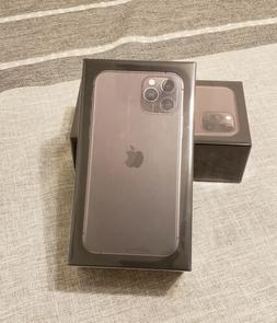 iPhone 11 pro max 256 gb space gray unlock apple warranty