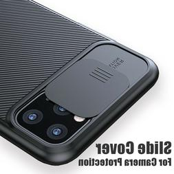 For iPhone 11 Pro Max 360 Shockproof Hybrid Protective Lens