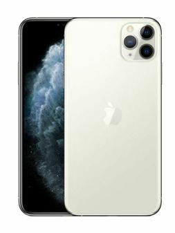 Apple iPhone 11 Pro Max - 512GB - Silver  A2161