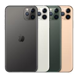 Apple iPhone 11 Pro 64/256/512GB Green Space Gray Silver Gol
