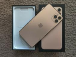 Apple iPhone 11 Pro Max - 64GB - Gold  **READ**