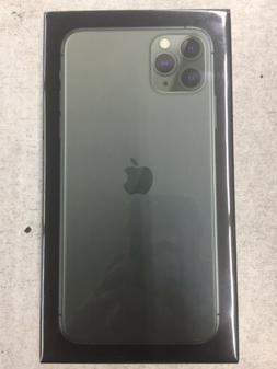 Apple iPhone 11 Pro Max- 64GB- Midnight Green- T-mobile