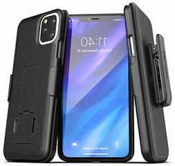 iPhone 11 / Pro Max Belt Clip Case Ultra Slim Cover with Hol