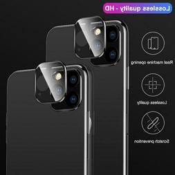 For iPhone 11 Pro Max Camera Lens Tempered Glass Protector P