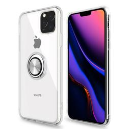 For iPhone 11 Pro Max Hybrid TPU Soft Phone Case Cover with