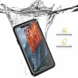 iPhone 11 Pro Max Waterproof Case, Life Dust Snow Shock Proo
