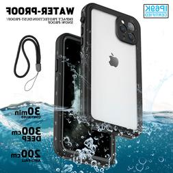 For iPhone 11/11 Pro/11 Pro Max Waterproof Case Shockproof D