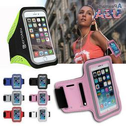 For iPhone 11 Pro Max/XS/8 Plus Sport Gym Arm Band Case Cove