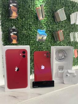 Apple iPhone 11 RED - 64GB  A2111