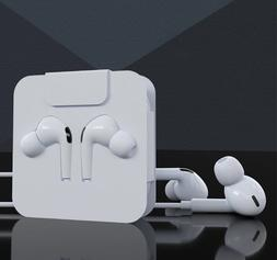 For iPhone 5 6 7 8 Plus iPhone X XS MAX 11 Wired Headphones