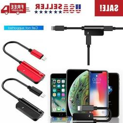 For iPhone 11/Pro/MAX AUX Adapter and Charge Cable