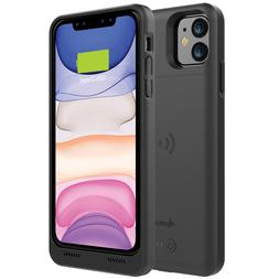 iPhone Xs/X Battery Case Qi Wireless Charging Compatible, Al